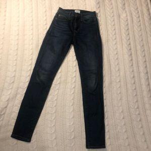 Barbara high waisted skinny jeans